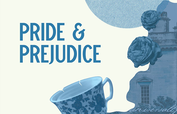 Summer 2019 - I had the honor of portraying Lizzy in Kate Hamill's adaptation of  Pride and Prejudice  at the Heritage Theatre Festival.