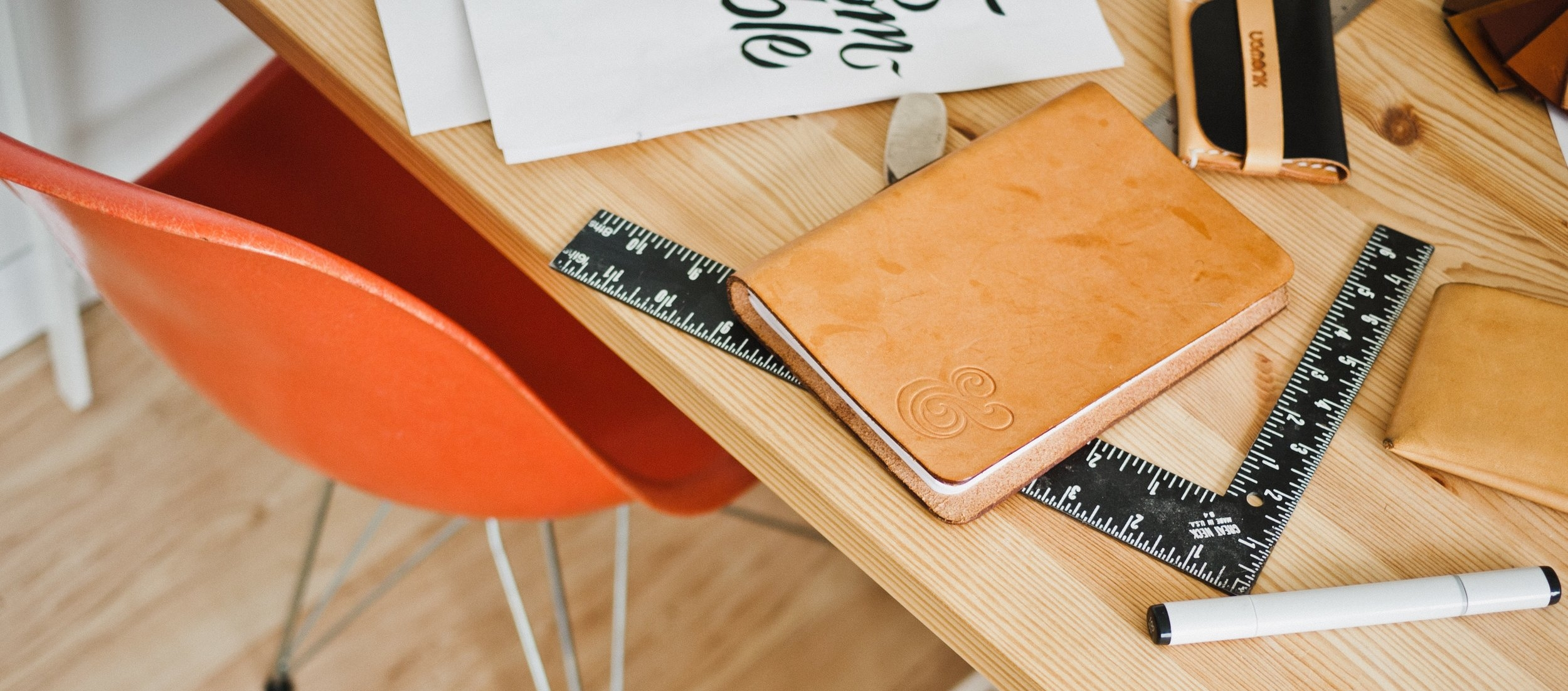 Design the life you desire. -