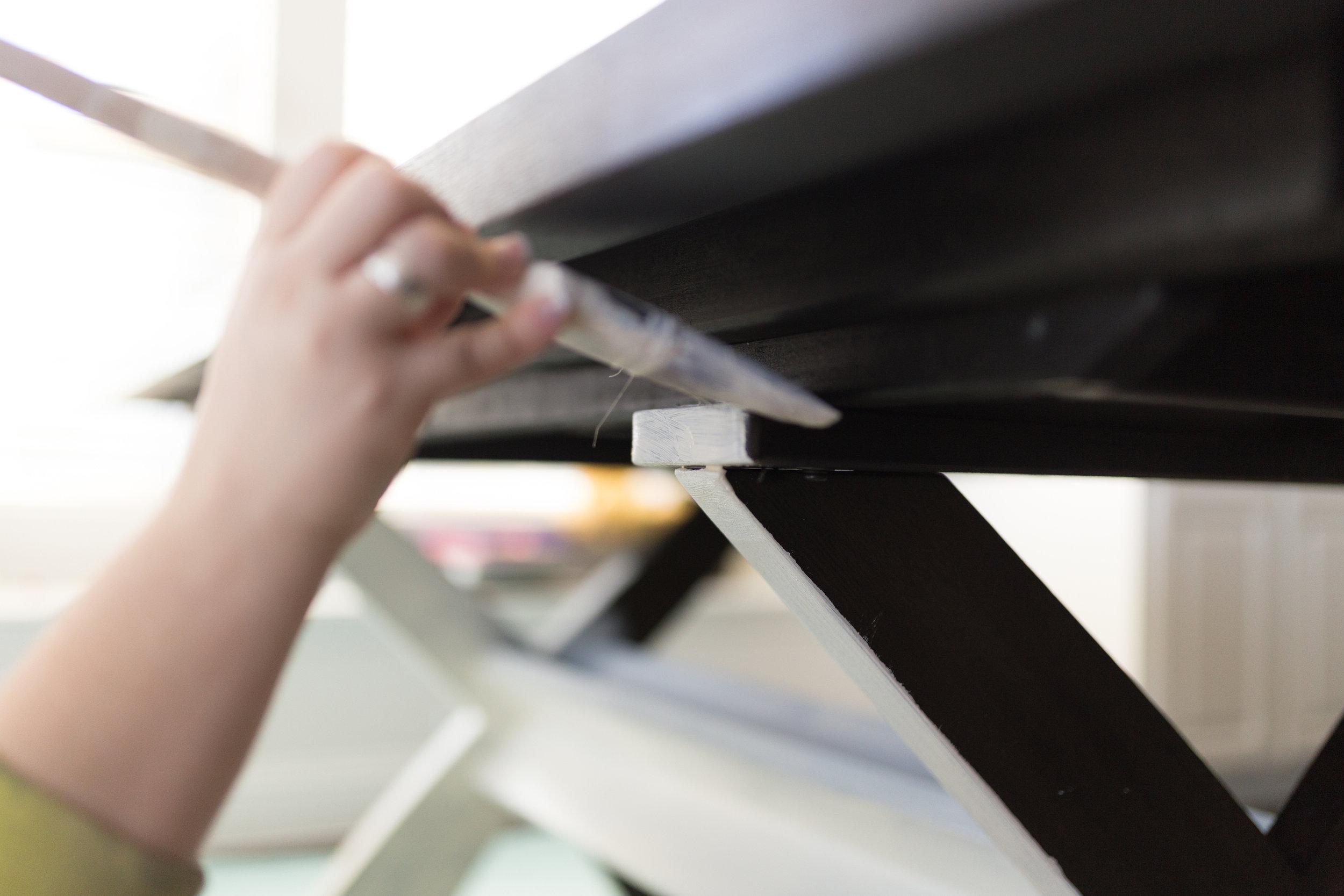 Furniture Repainting -