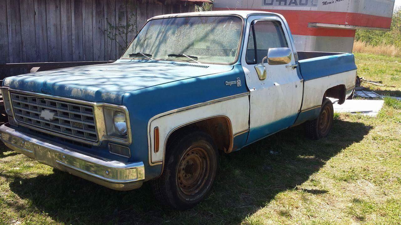 1975 C10, OBD