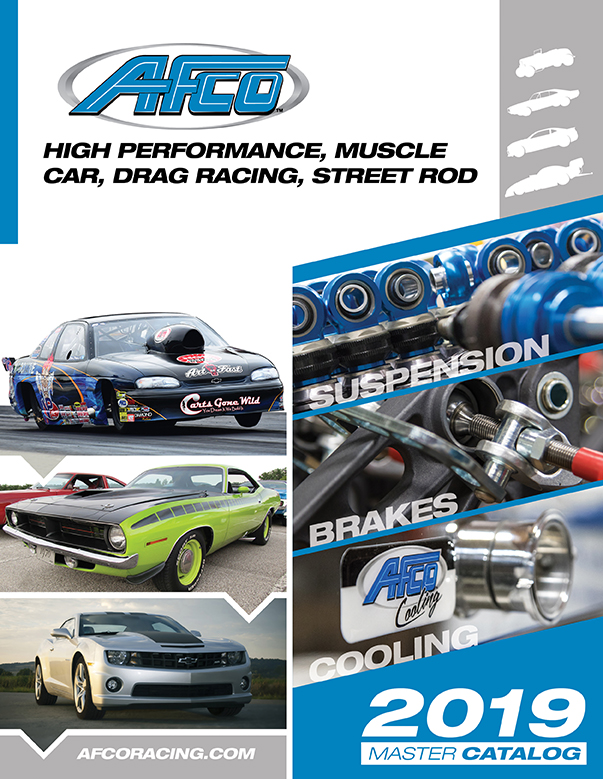 High Performance, Muscle Car, Drag Racing, & Street Rod