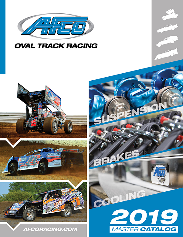 Oval Track Catalog