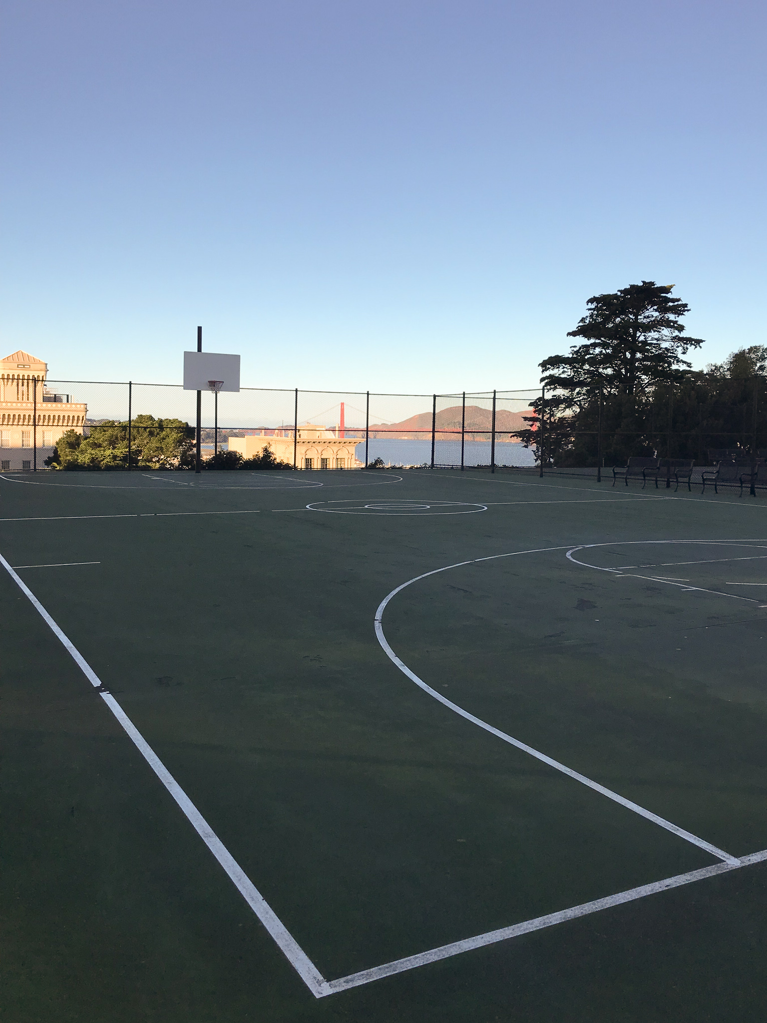 Coolest basketball courts in America