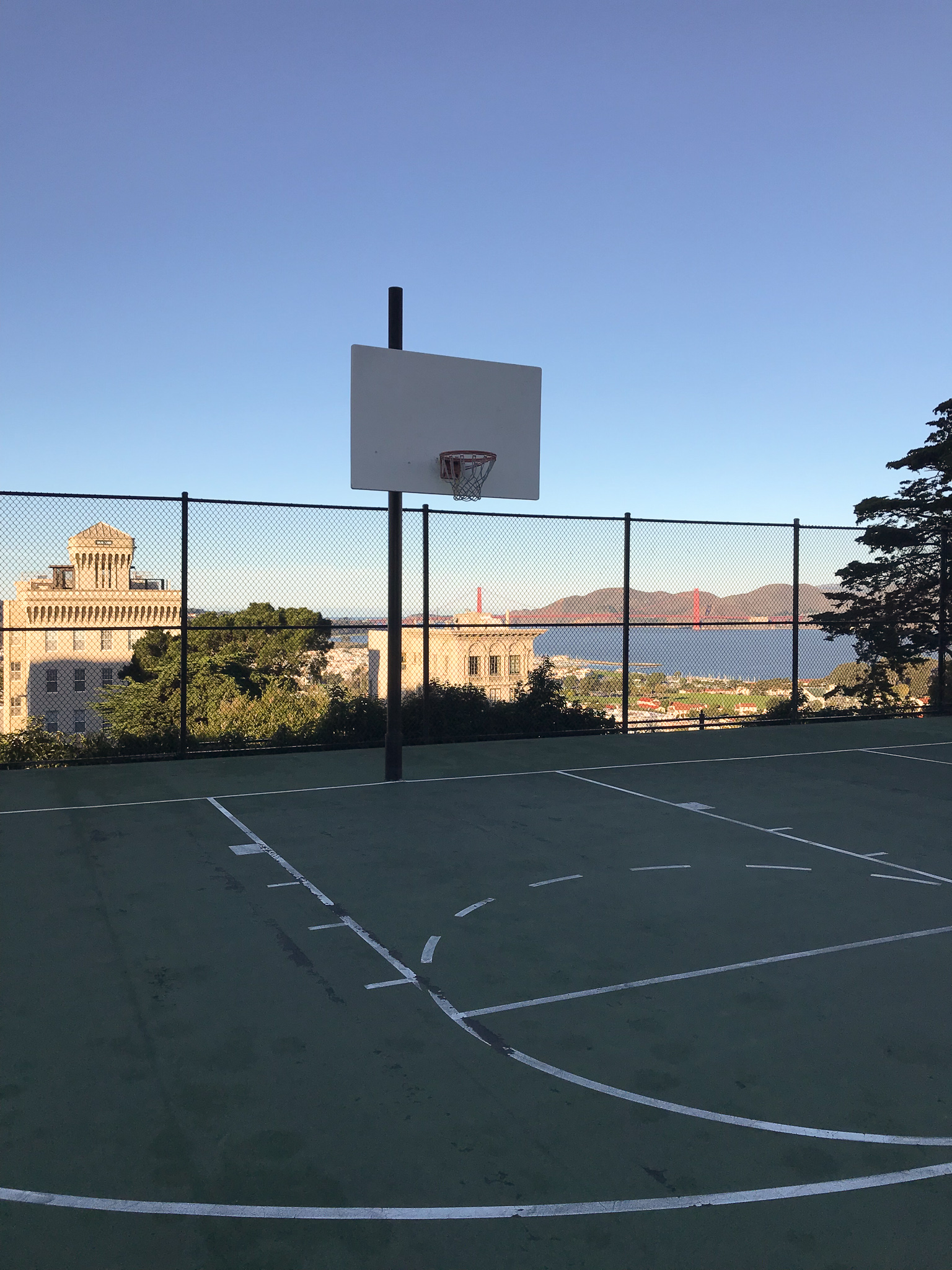 Ball Out Here Basketball Courts San Francisco