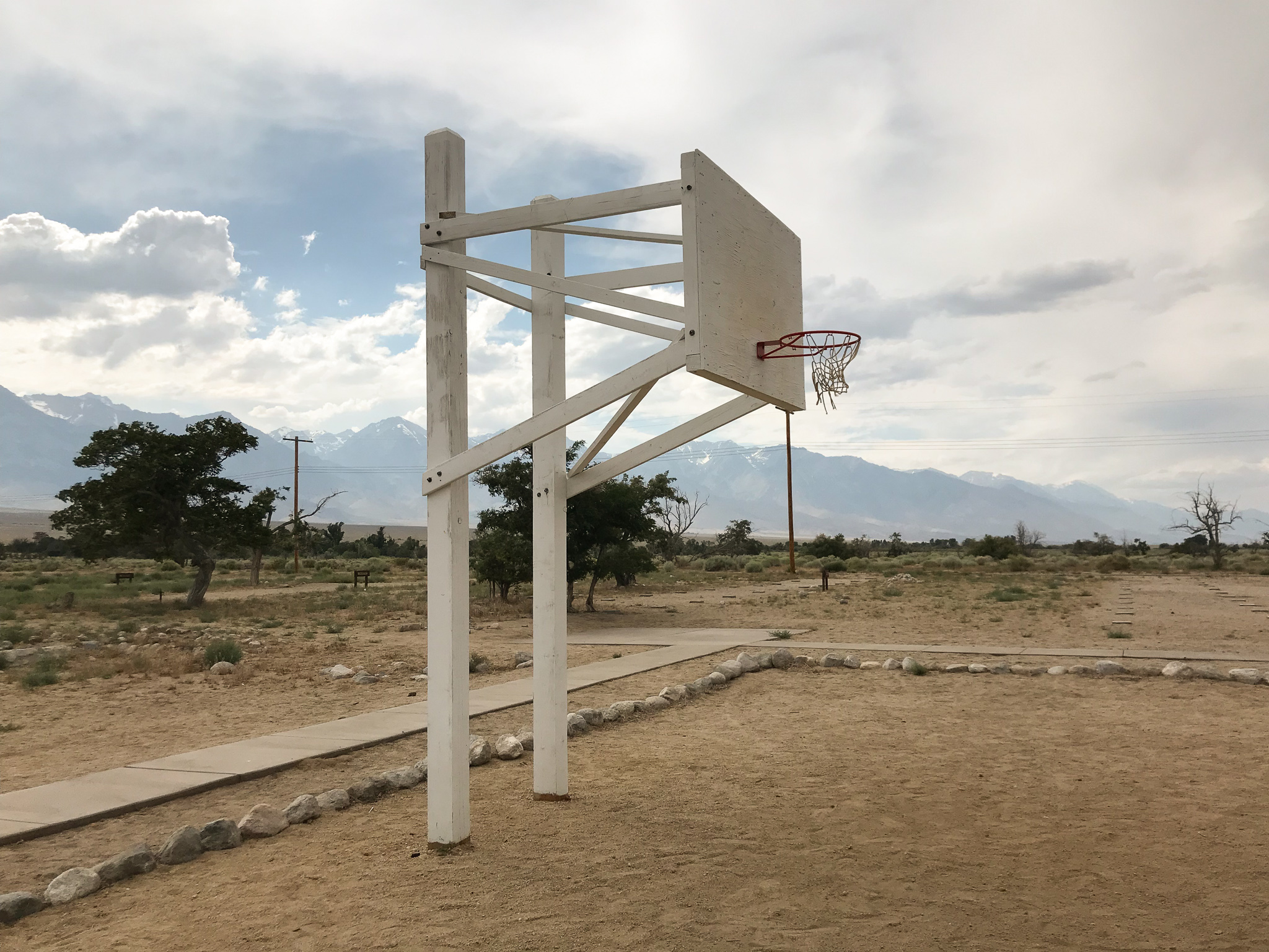 Basketball Courts in the United States
