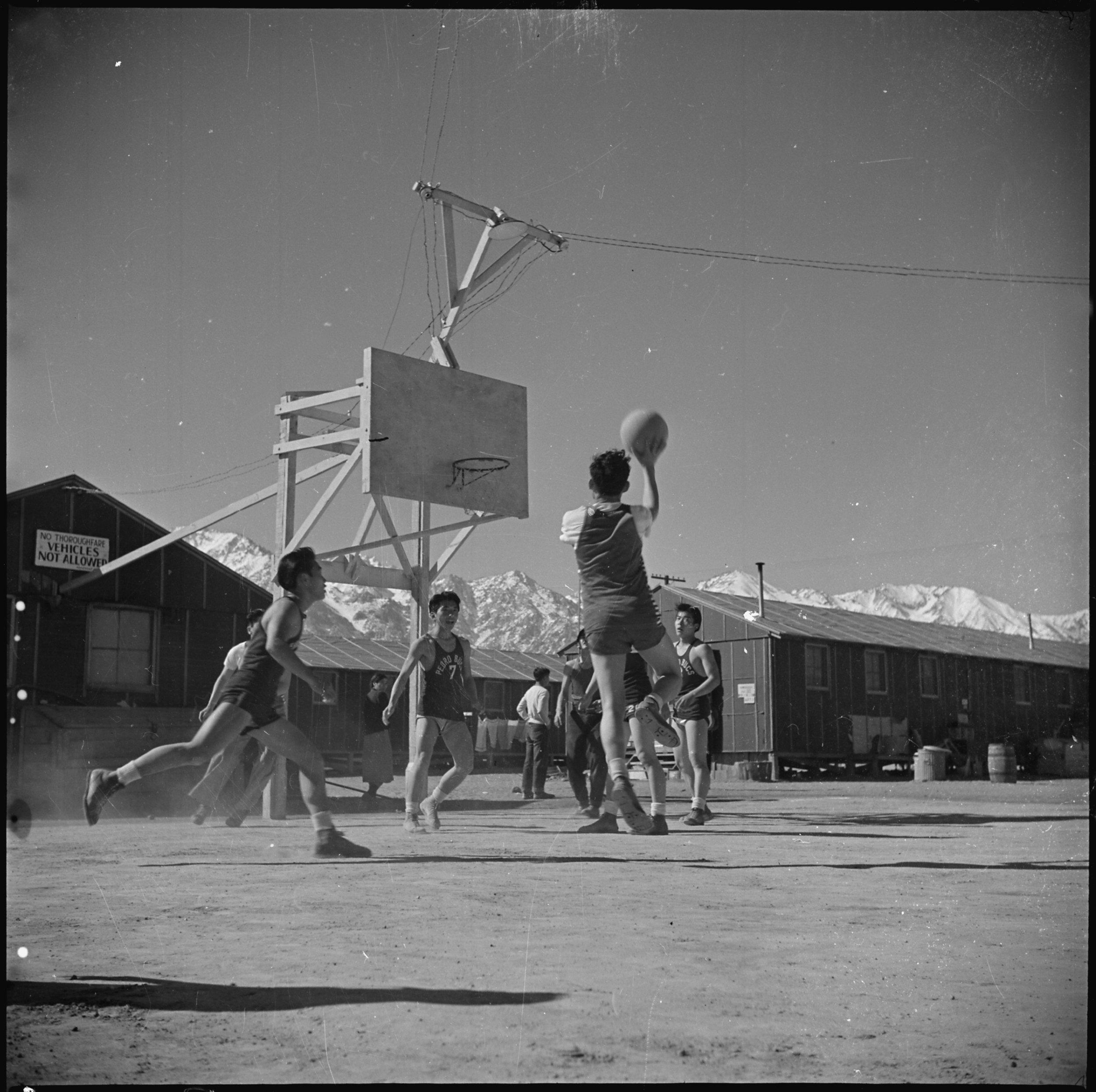 Manzanar historic photo