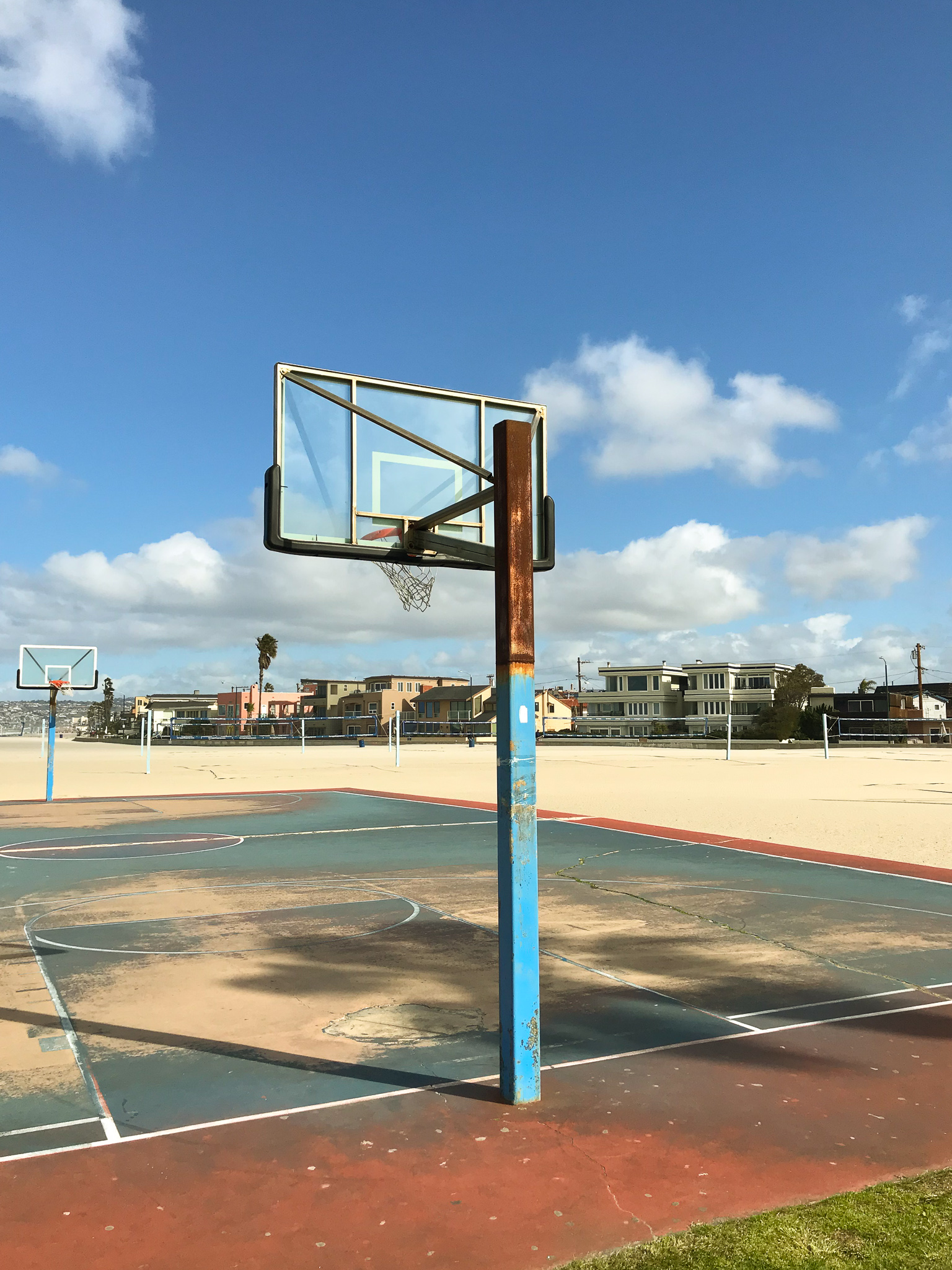Mission Beach Hoops in San Diego
