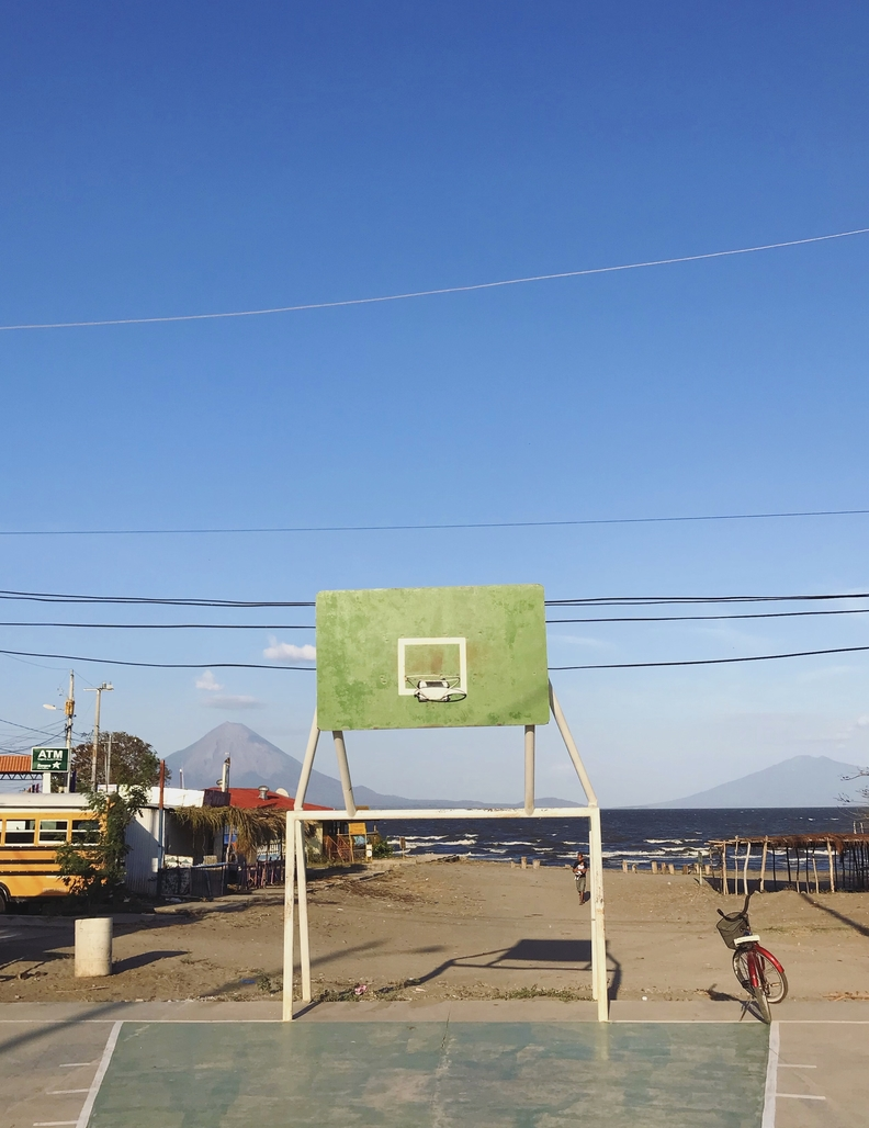 Nicaragua Outdoor Basketball Court - Ball Out Here.jpg