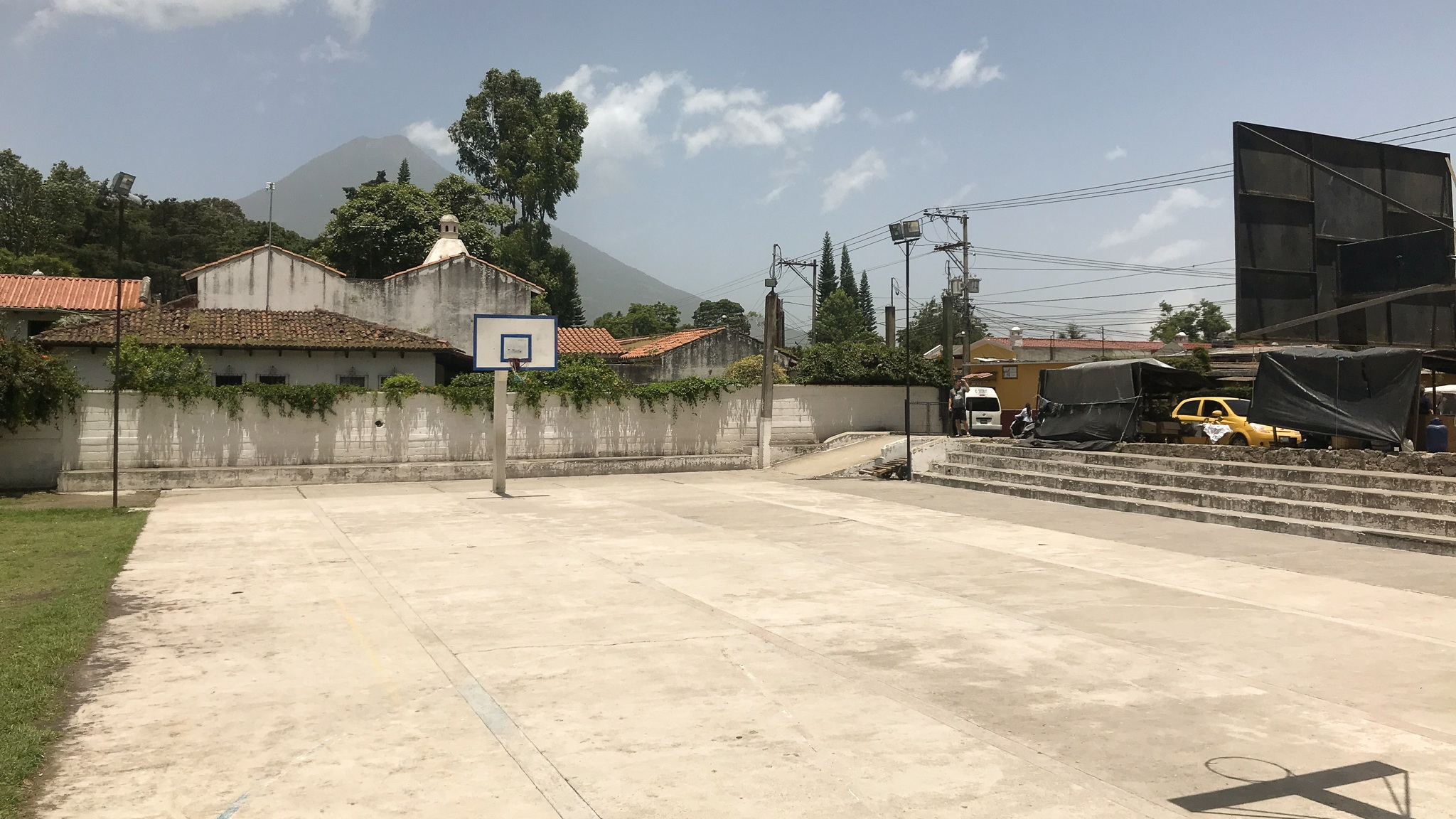 Best courts in Central America