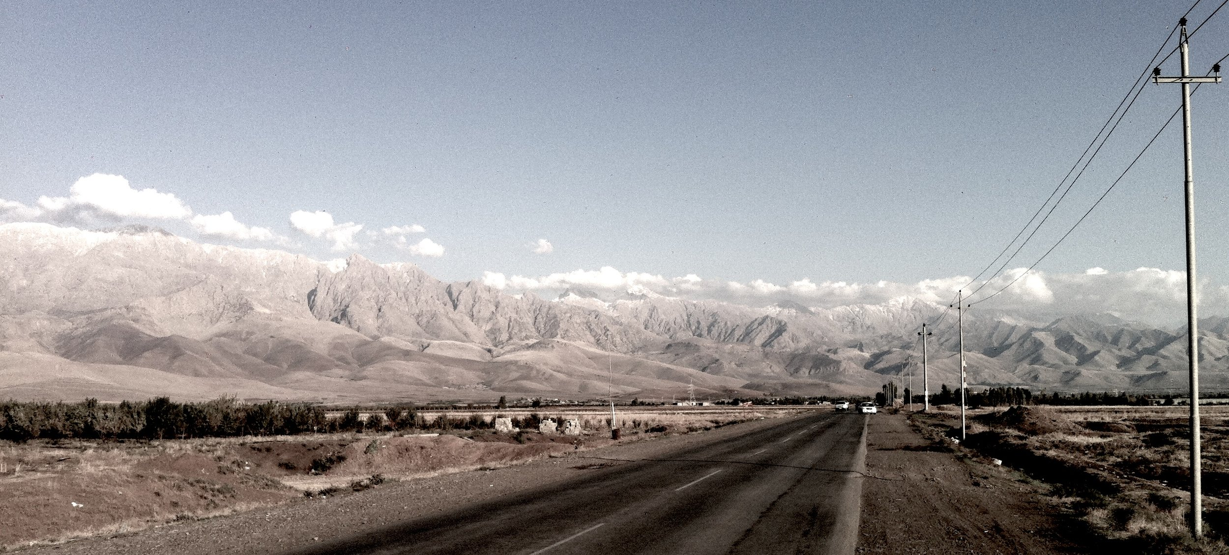Copy of Zagros Mountains, Iran/Iraq Border