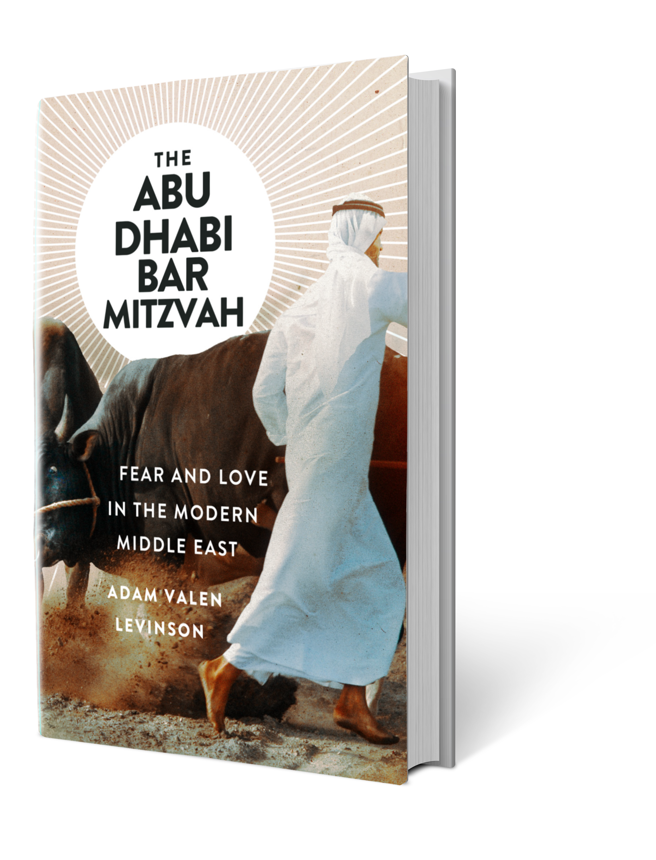 SOON: {1K/PP} - The Abu Dhabi Bar Mitzvah, page by page, in pictures...