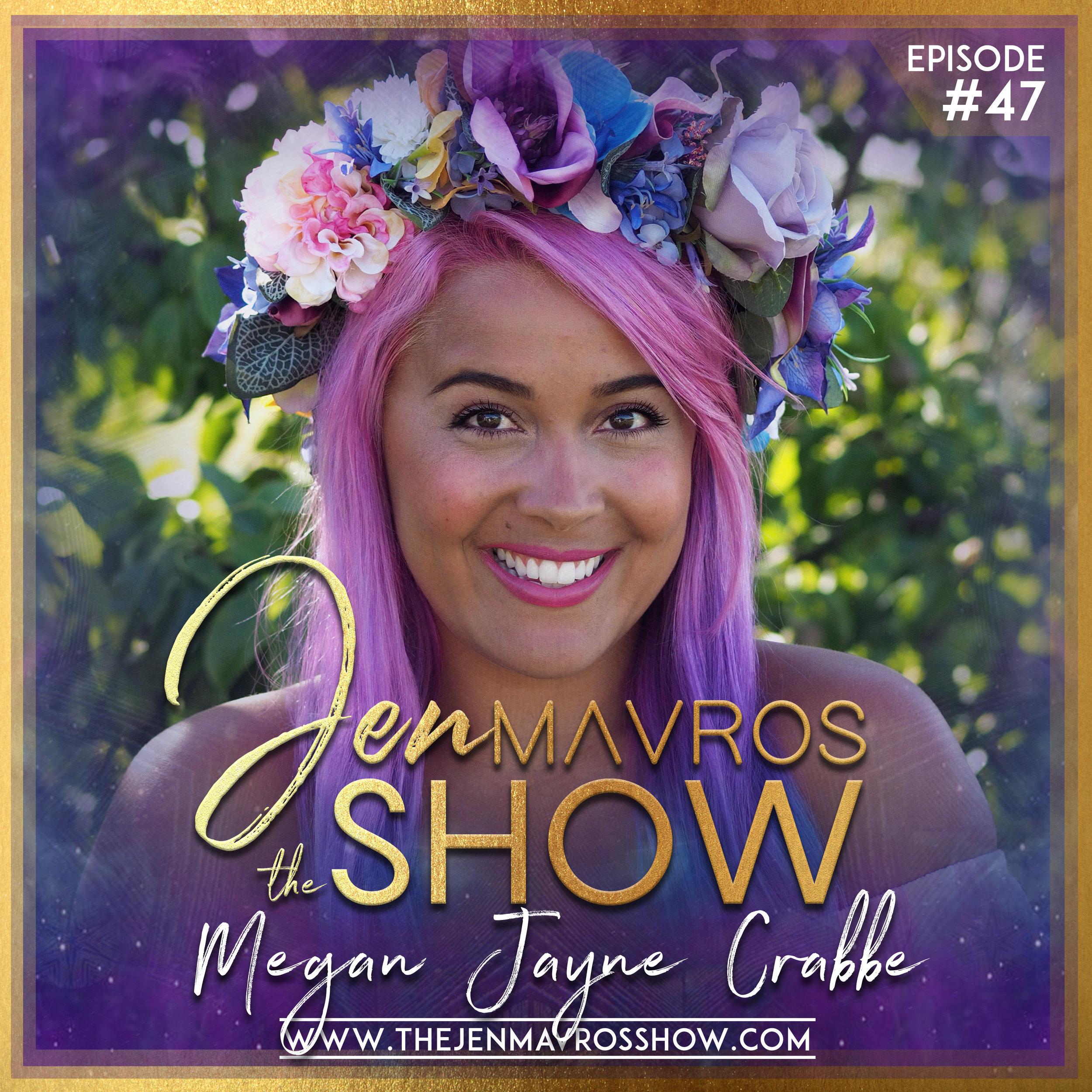 Megan Jayne Crabbe -@bodyposipanda - Body Positive Power - Making Peace With Your Body
