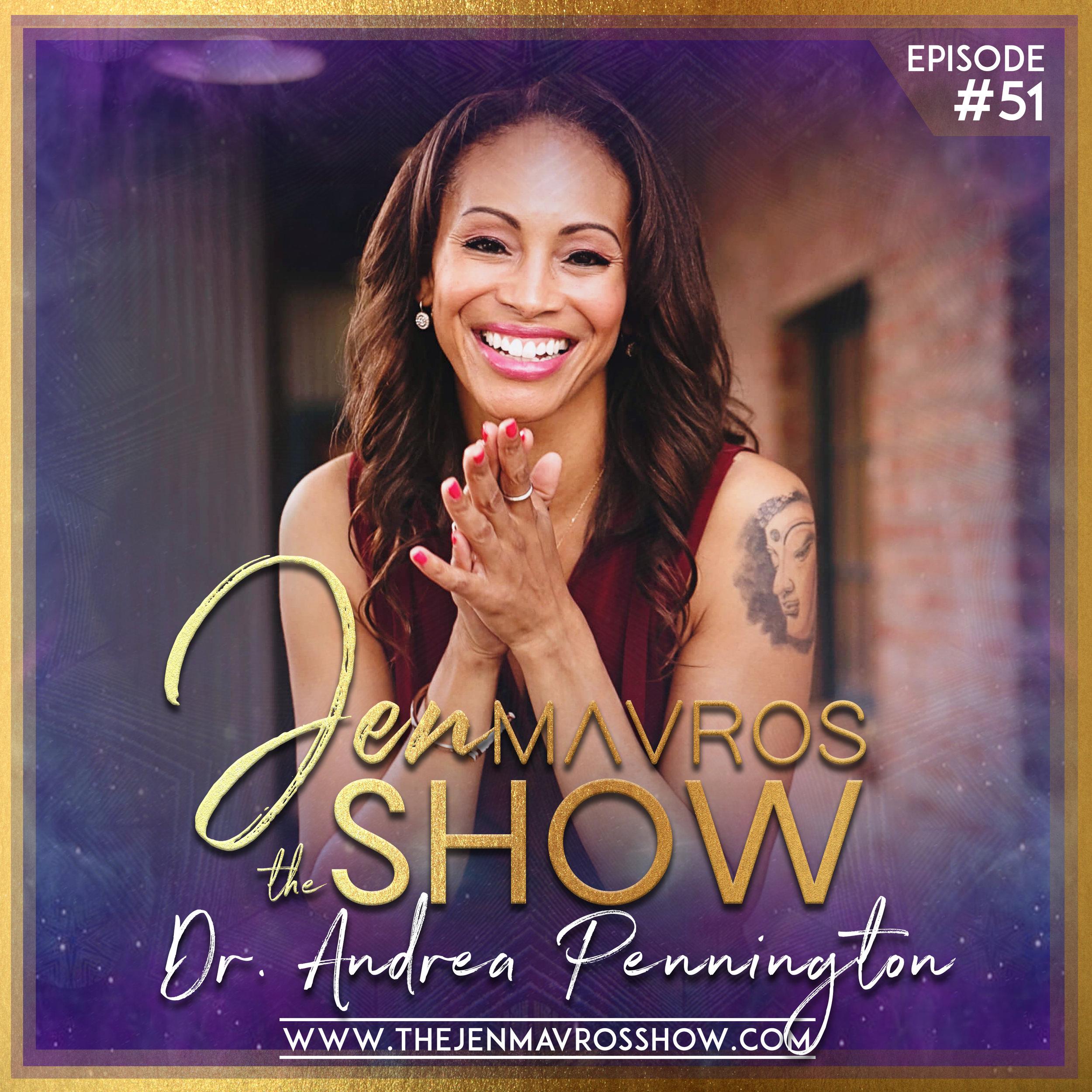 Dr. Andrea Pennington - I Love You, Me!
