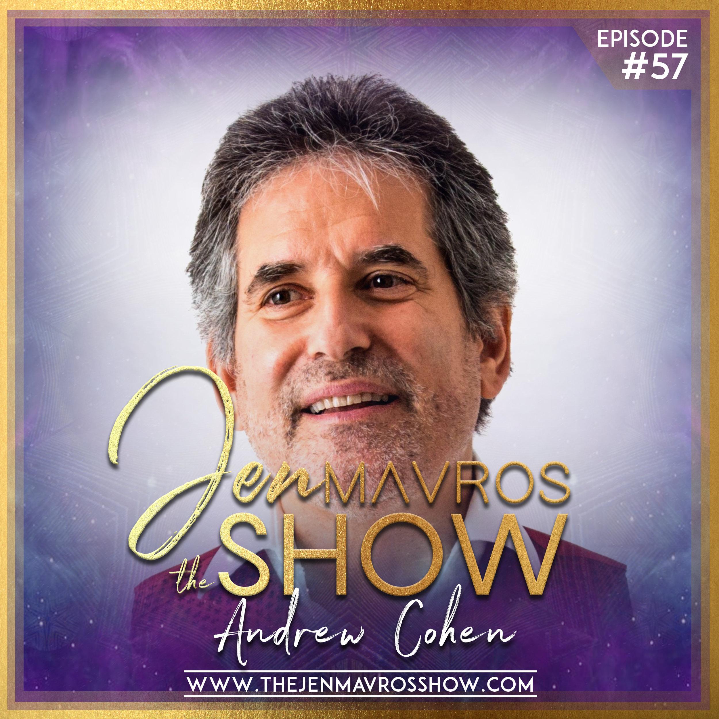 Andrew Cohen - Evolutionary Enlightenment & Cosmic Consciousness