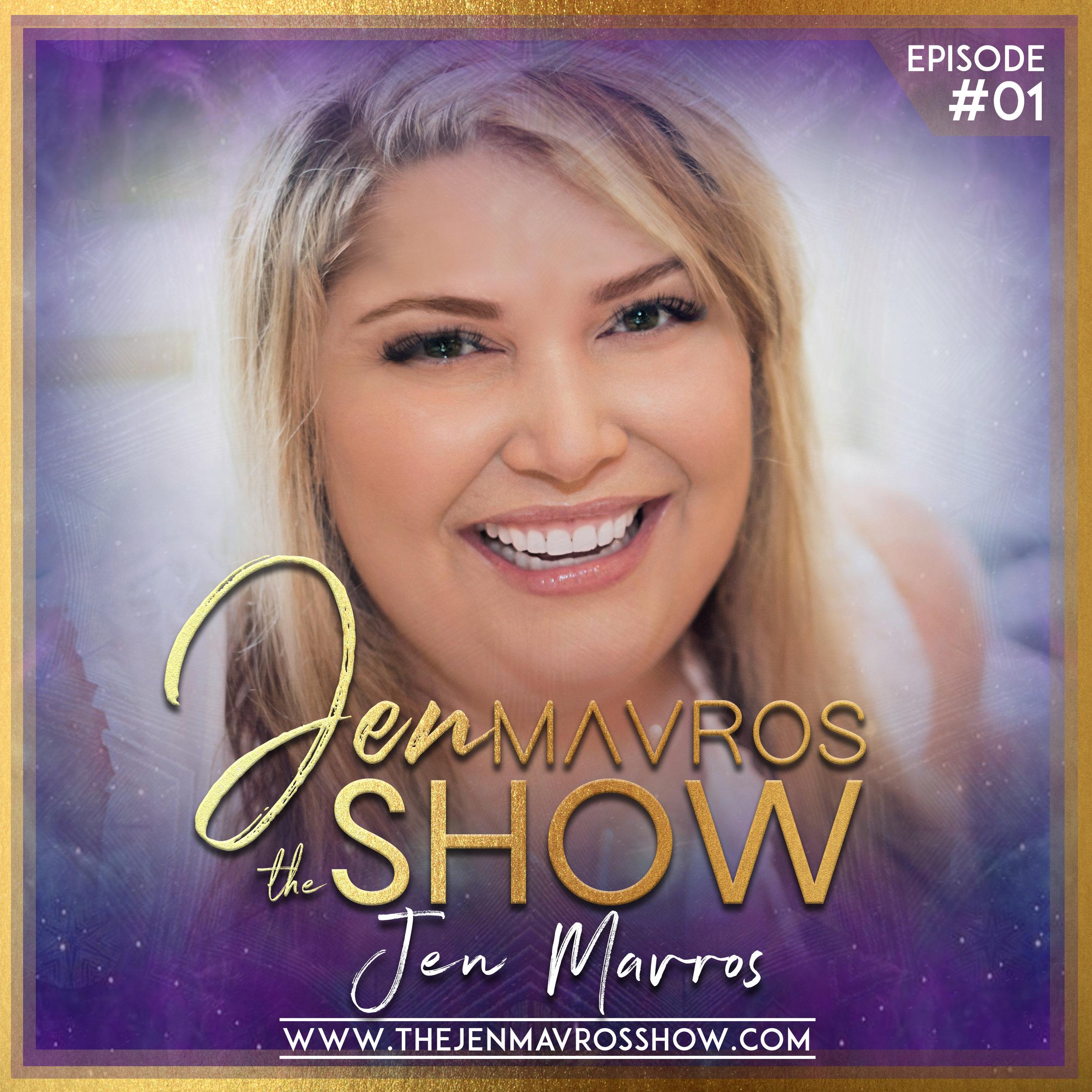 Jen Mavros - Welcome & Intro - Loving Humanity Forward