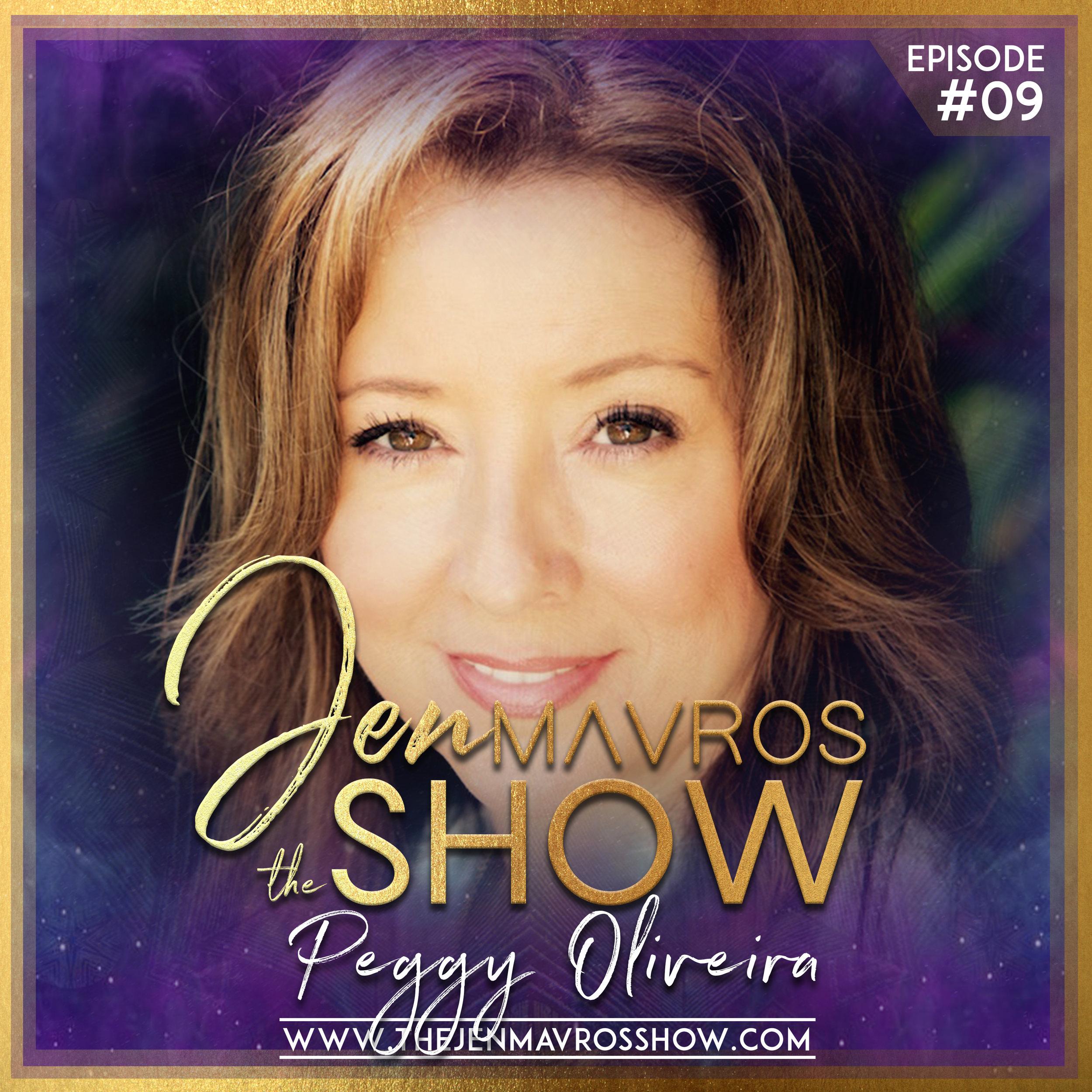 Peggy Oliveira - Courageous Journeys - Shining The Light On Shame