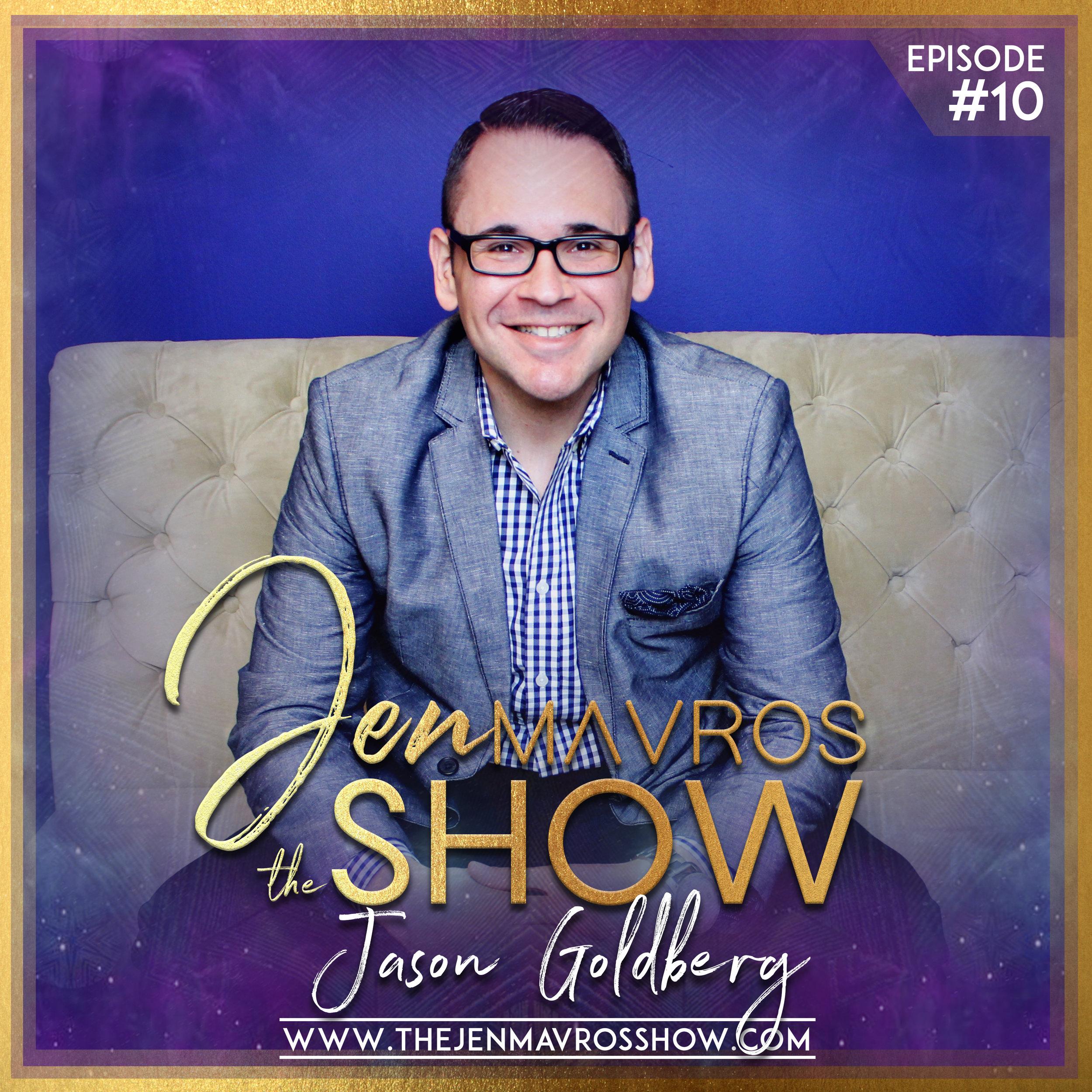 Jason Goldberg - The Art of (Self) Leadership