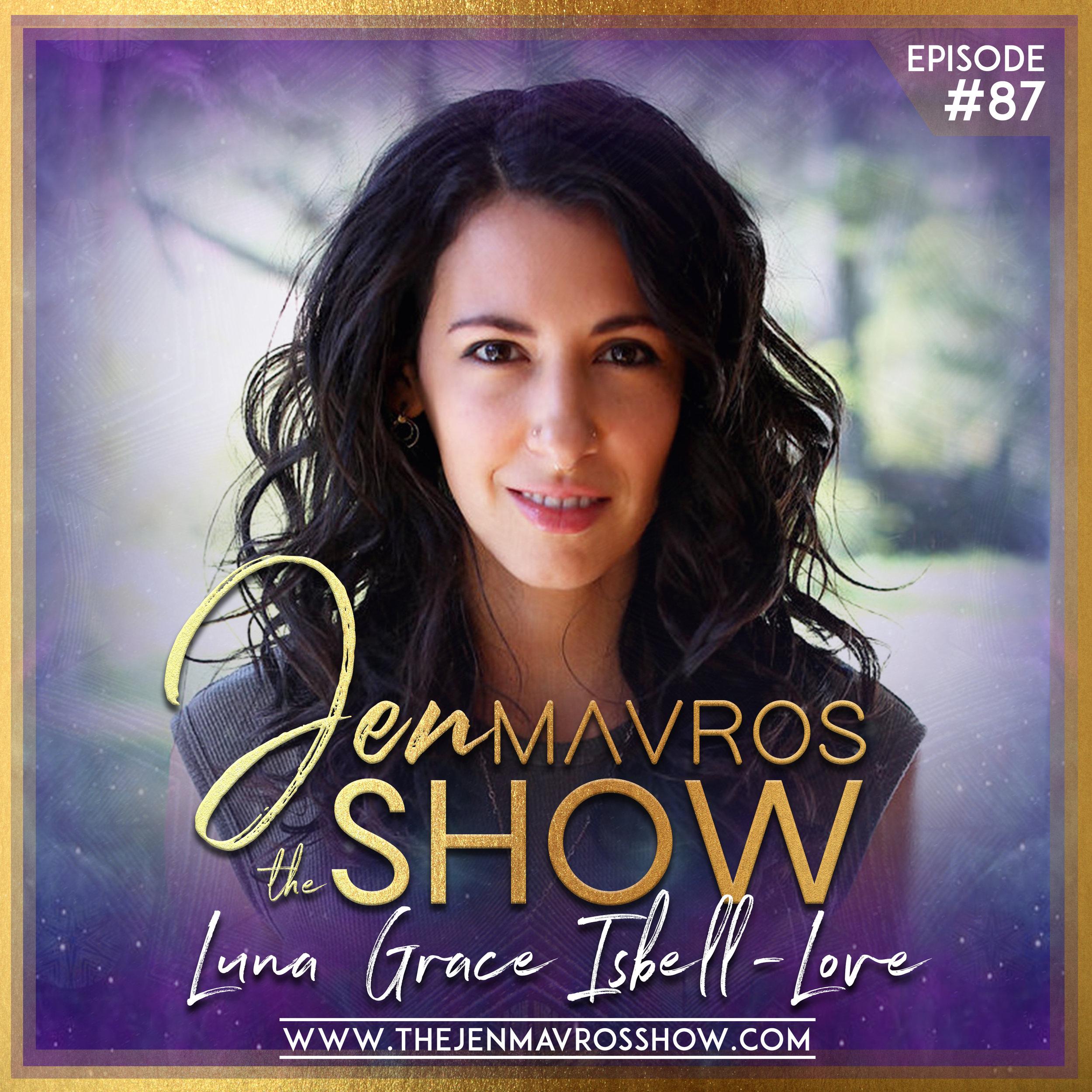 Luna Grace Isbell-Love - The Embodiment of Devotion