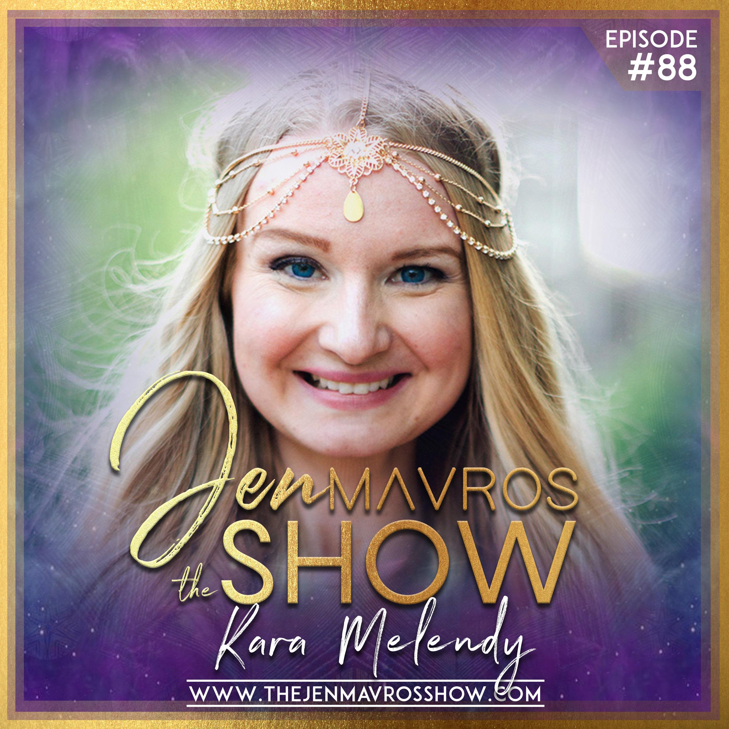 Kara Melendy - Divine Lunar Energy
