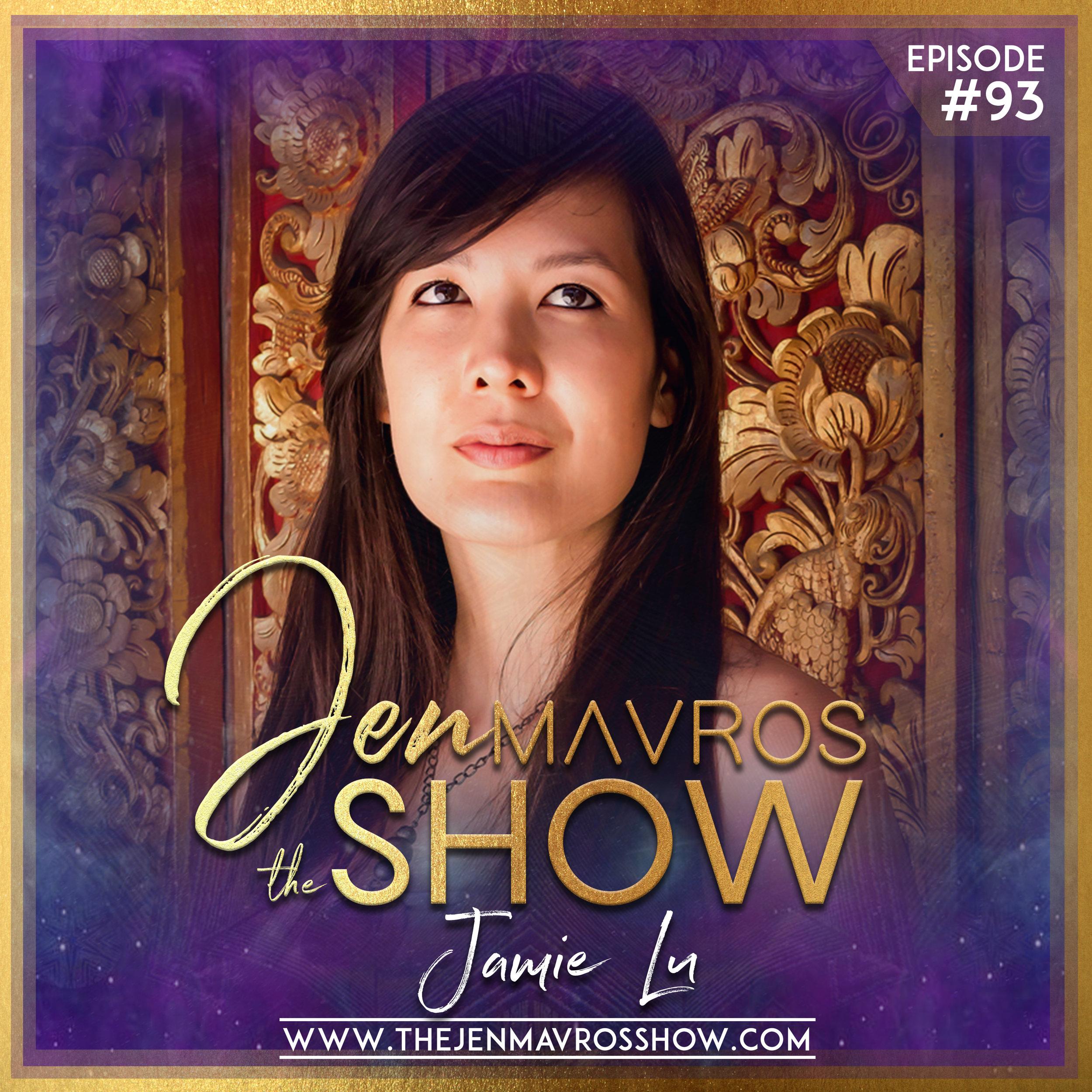 Jamie Lu - SOUND - A Super Highway to Healing & Consciousness