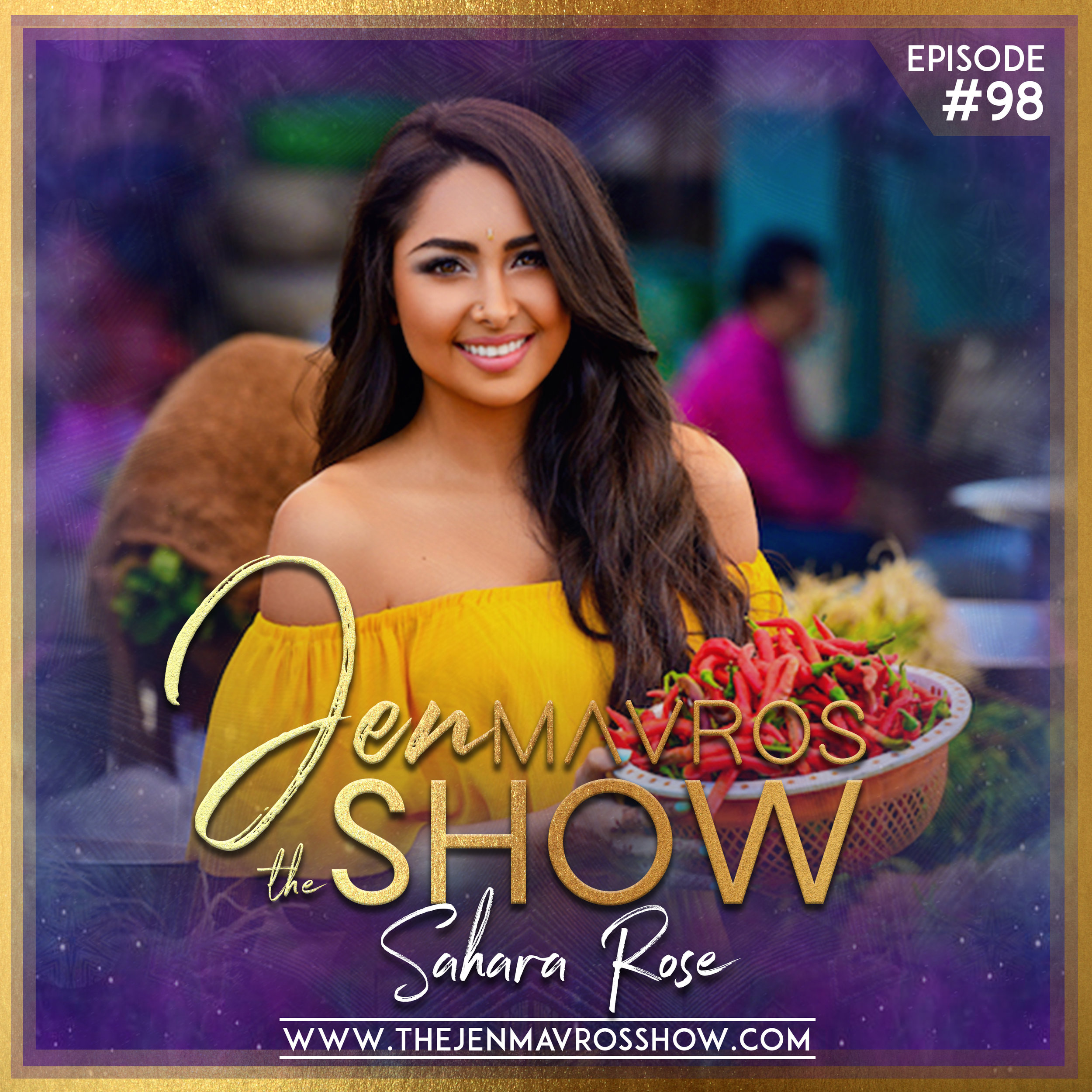 Sahara Rose - Ancient Ayurveda Made Modern & Easy