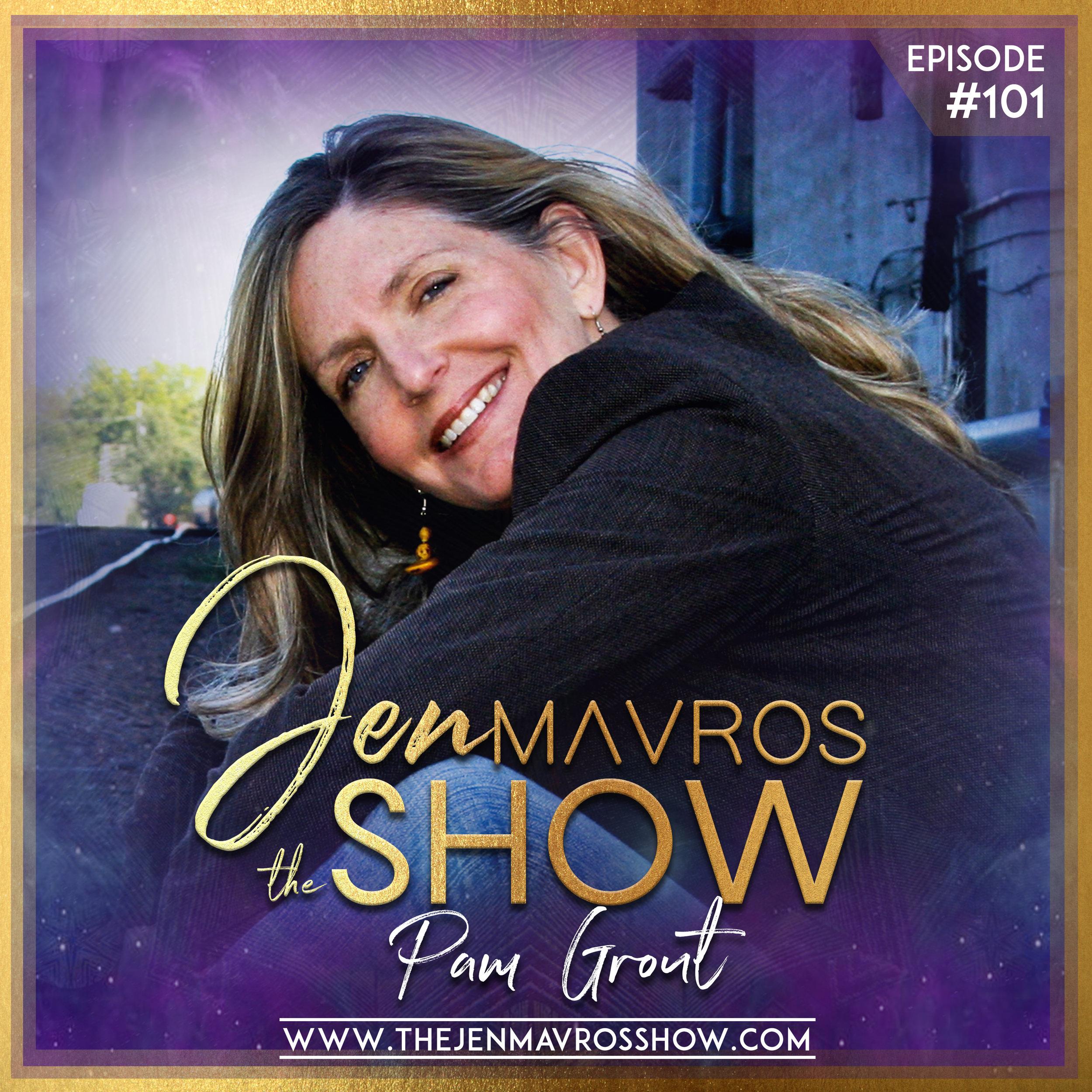 Pam Grout - Creativity & Conscious Creation