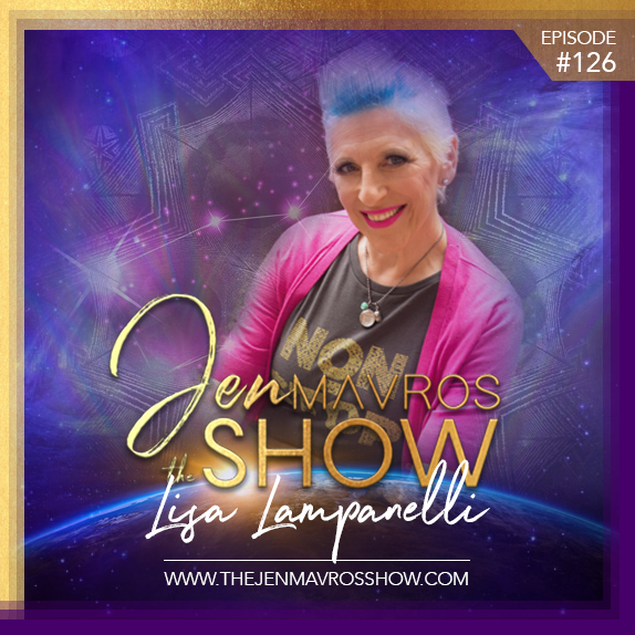 Lisa Lampanelli - How The Queen of Mean Transformed Into The Queen of Mean-ing