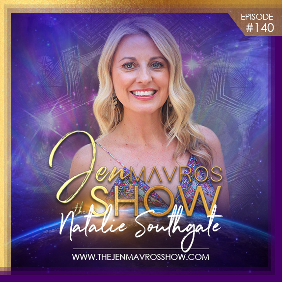 Natalie Southgate - Healer, psychotherapist, author and creator and founder of Chakradance