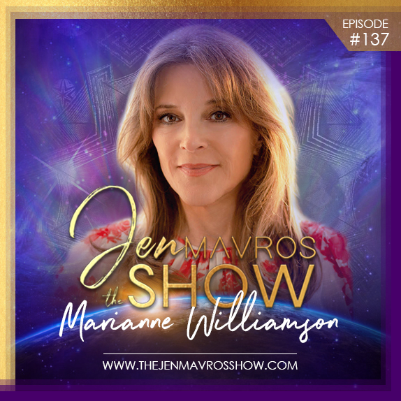 "Presidential Candidate Marianne Williamson - From Spiritual ""Guru"" >> four times #1 New York times bestselling author and now on a mission to win the White House with Love."