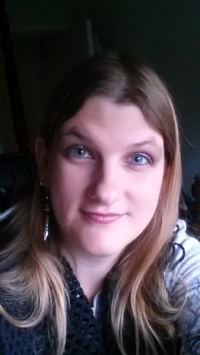 Amelinda Berube - author of The Dark Beneath the Ice, out August 2018Author, I Never is a new segment in which I interview fellow authors about the writing process, breaking into the industry, and breaking rules. I ask some hopefully novel questions along with some of the old standards, and finish it up with a round of I Never to find out what cardinal writing rules we've broken.