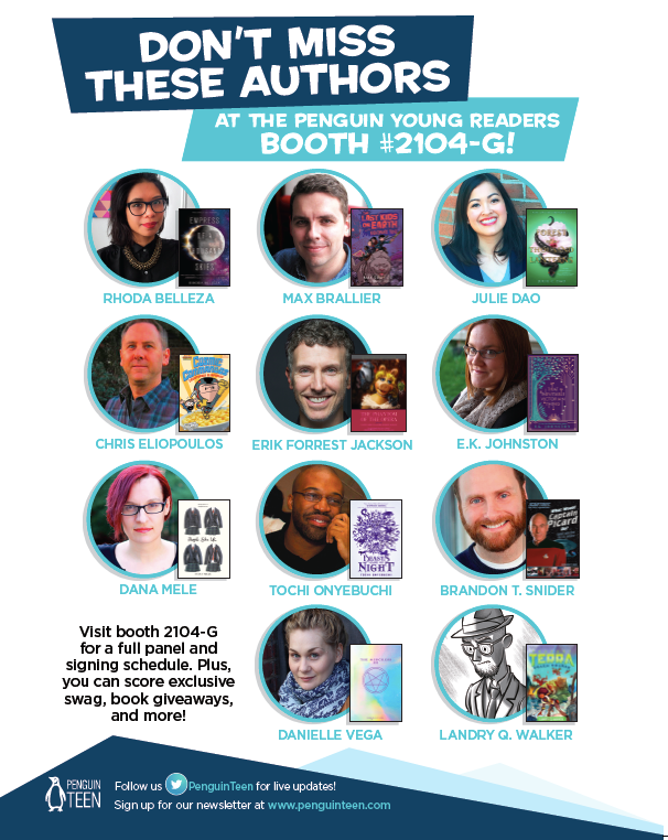 NYCC Penguin Young Readers Ad.png