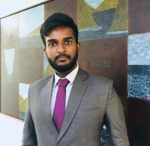 Salman Shah is a 3rd year straight law student at the University of Tasmania and member of the Student Environmental Law Society.