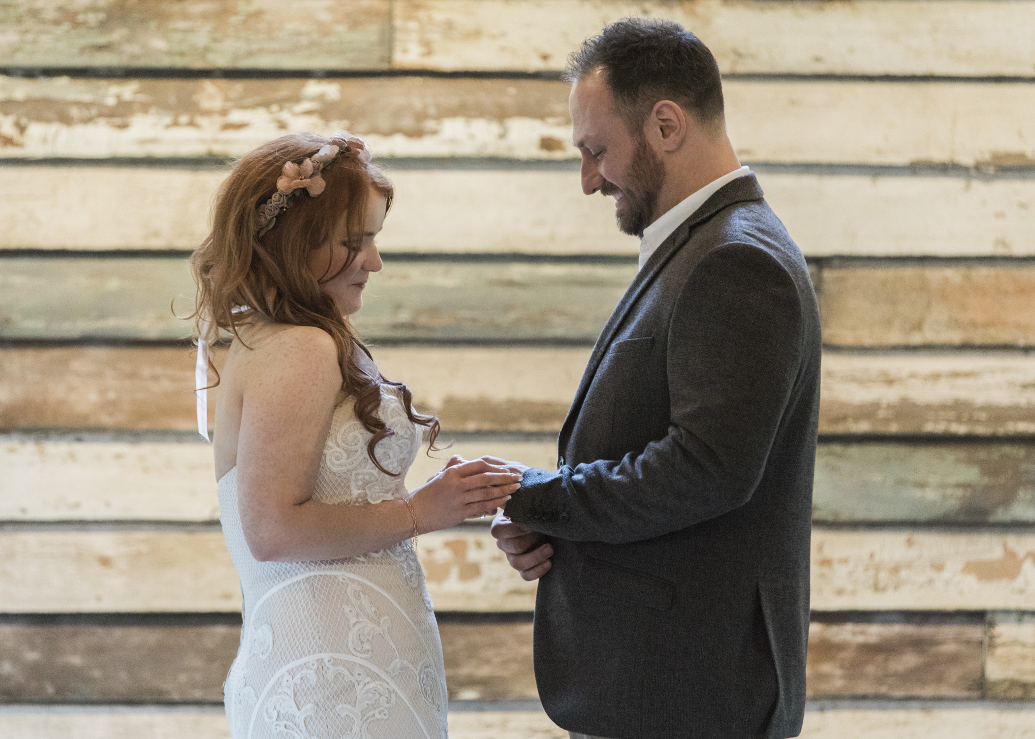 Log Cabin Ranch Wedding, Monbulk
