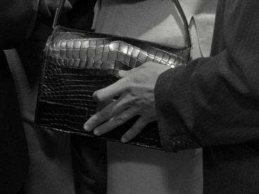 "Pickpocket - Robert Bresson's method of directing actors was so singular that not another director that I can think of has since risked an overt emulation of his style, of which he says, ""Films can only be made by bypassing the will of those who appear in them, using not what they do, but what they are."" By controlling the position of a performer's natural demeanor, even preferring the overt action of hands to the framing of faces, Bresson conducted his films not through a revelation of personality but through the choreography of the soul. I return to certain of his films time and time again (Diary of a Country Priest, A Man Escaped, Au Hasard Balthazar) for guidance."