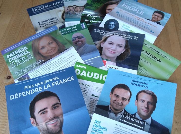 A plethora of pamphlets