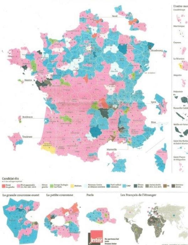 Source:  Le Monde , 19 juin 2012