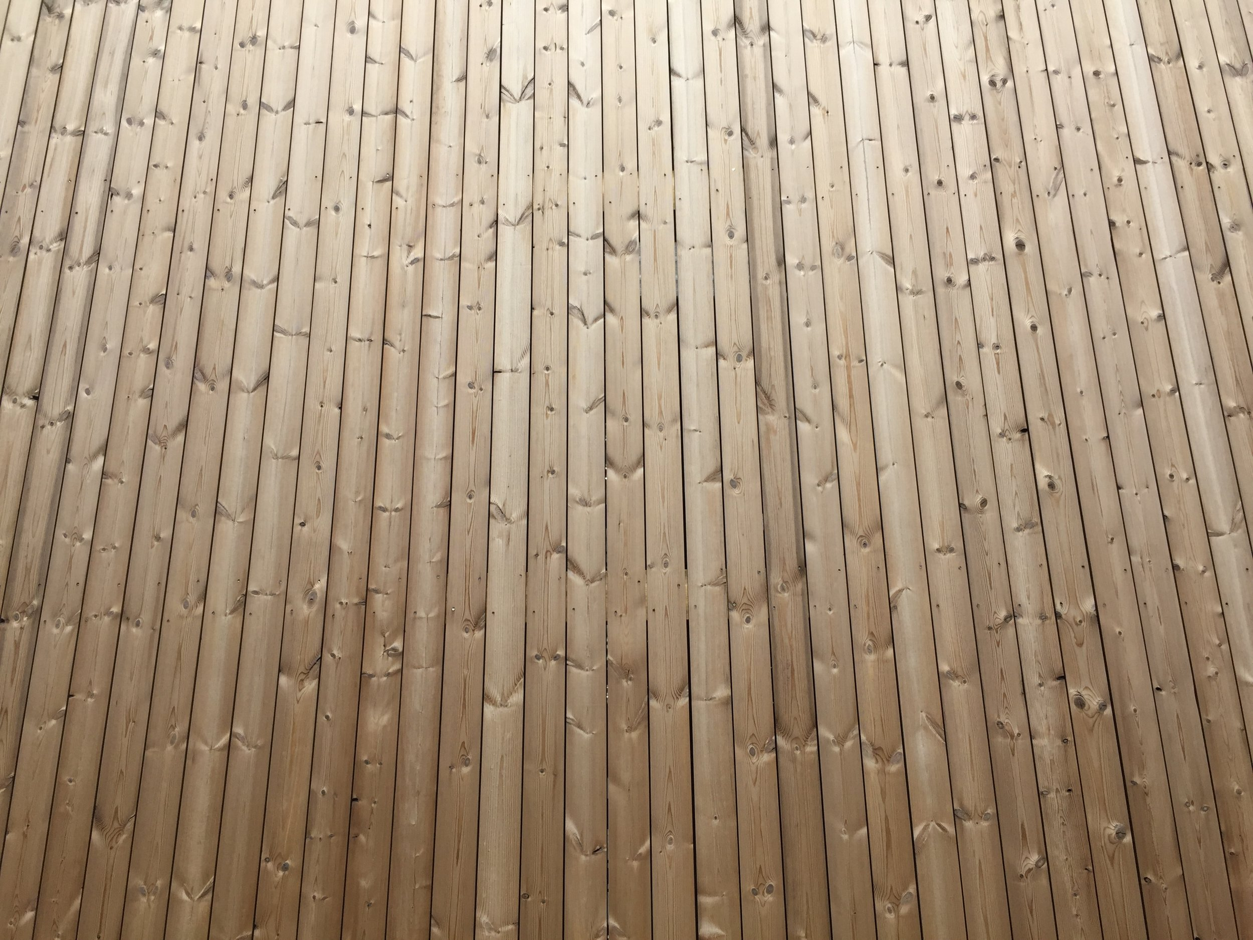 Thermally Modified Timber