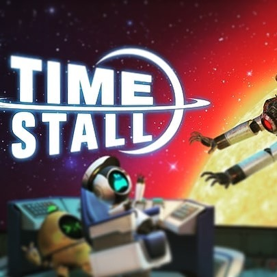 """I'm very proud to present my contribution to @forcefieldxr latest @oculus Quest title """"Time Stall"""" for which @studiokerstens and I wrote all the music.  We went way out there and hired 4 opera vocalists into the studio to record some of the most intense game music we've done.  Get is here: https://www.oculus.com/experiences/quest/2055554051161375  #oculusquest #gameaudio #gamemusic #composition #vr #virtualreality #opera"""