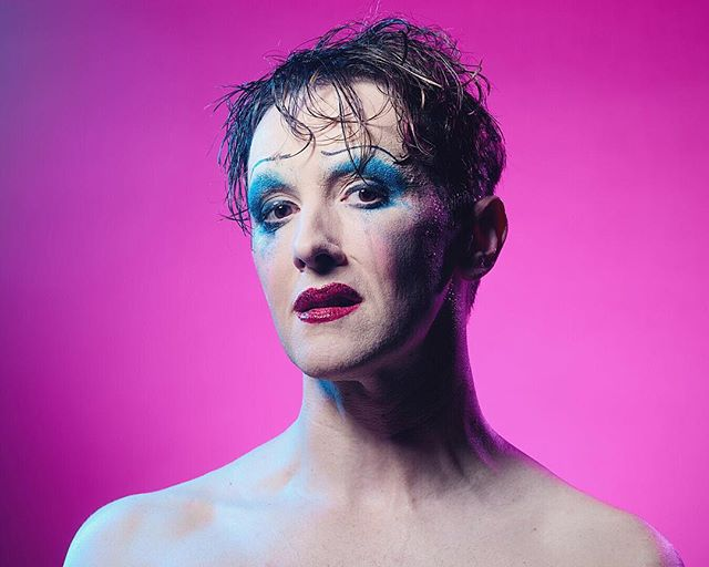 Kristian Lavercombe in HEDWIG AND THE ANGRY INCH @courttheatrenz // HMUA: @angelapethig