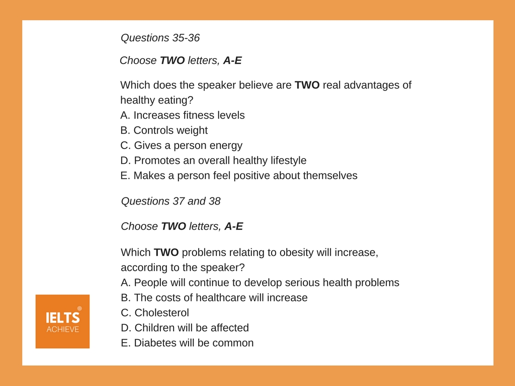 IELTS attitude and opinion question example