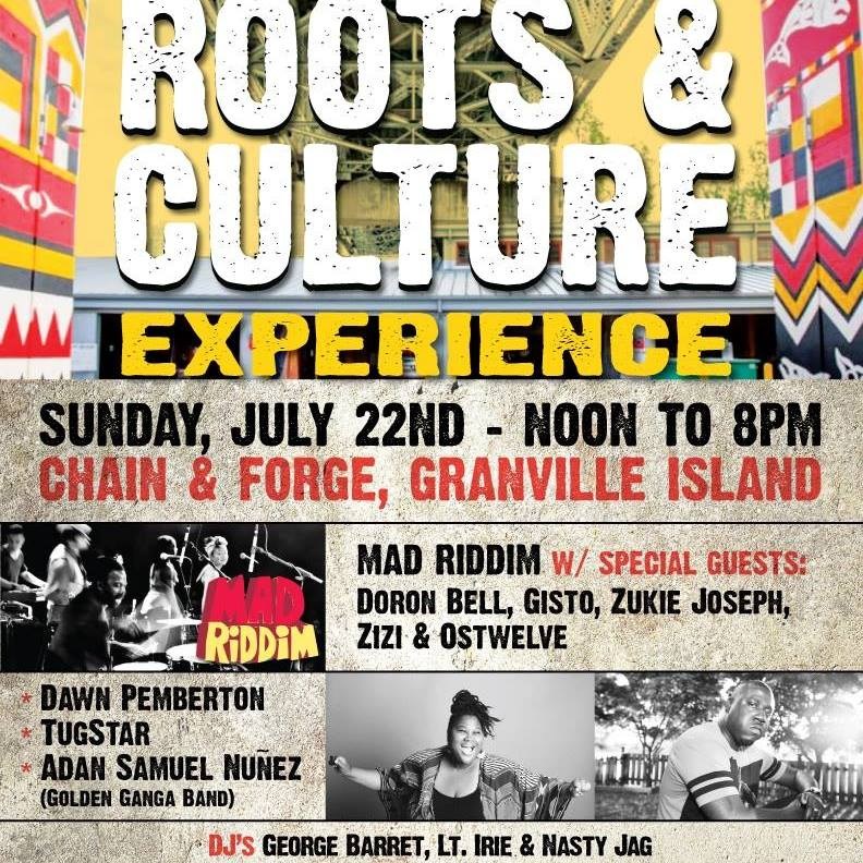Vancity Roots and Culture, Vancouver, Canada, 2018