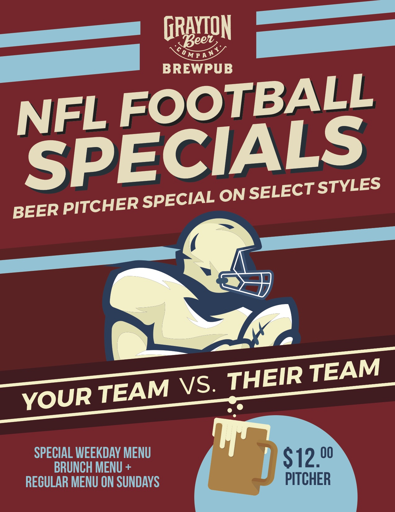 Brewpub Event Graphics NFL FOOTBALL Flyer.jpg
