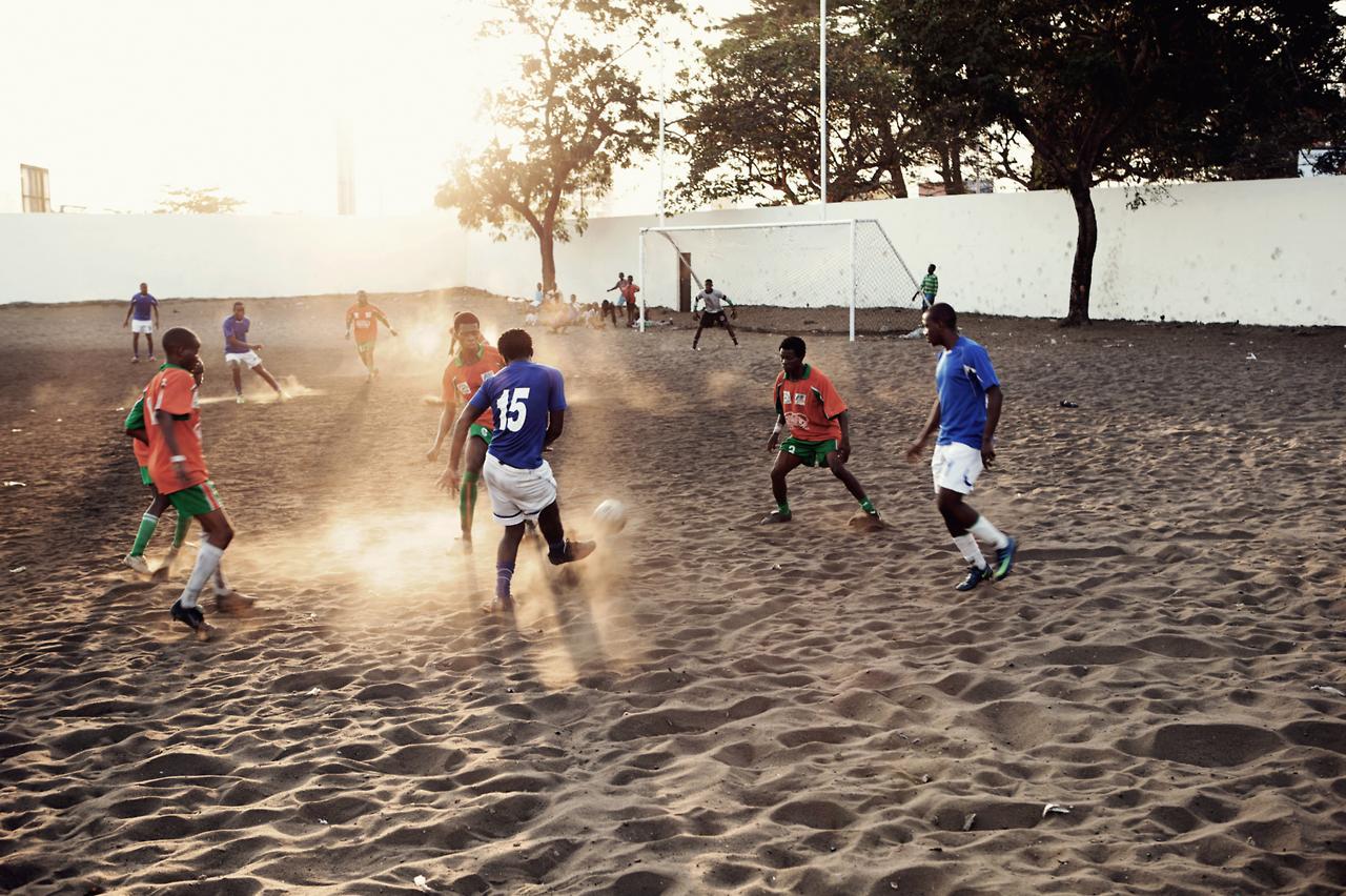 Sandroots football.