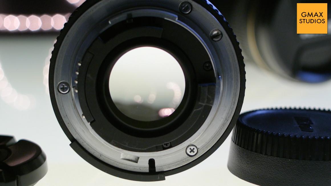 Understanding aperture in photography - Full open aperture