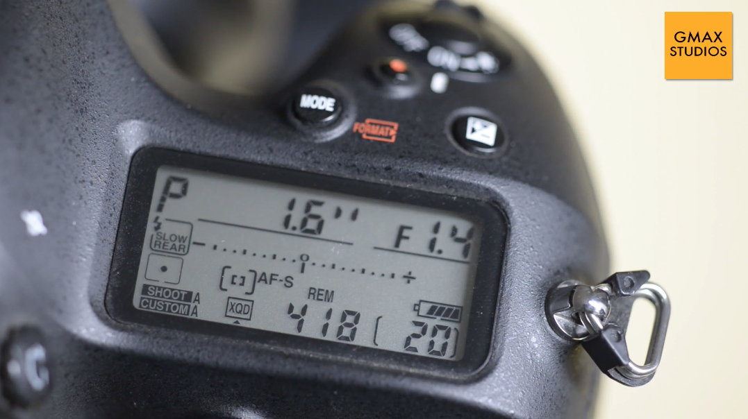 How to shoot in program mode Nikon Canon