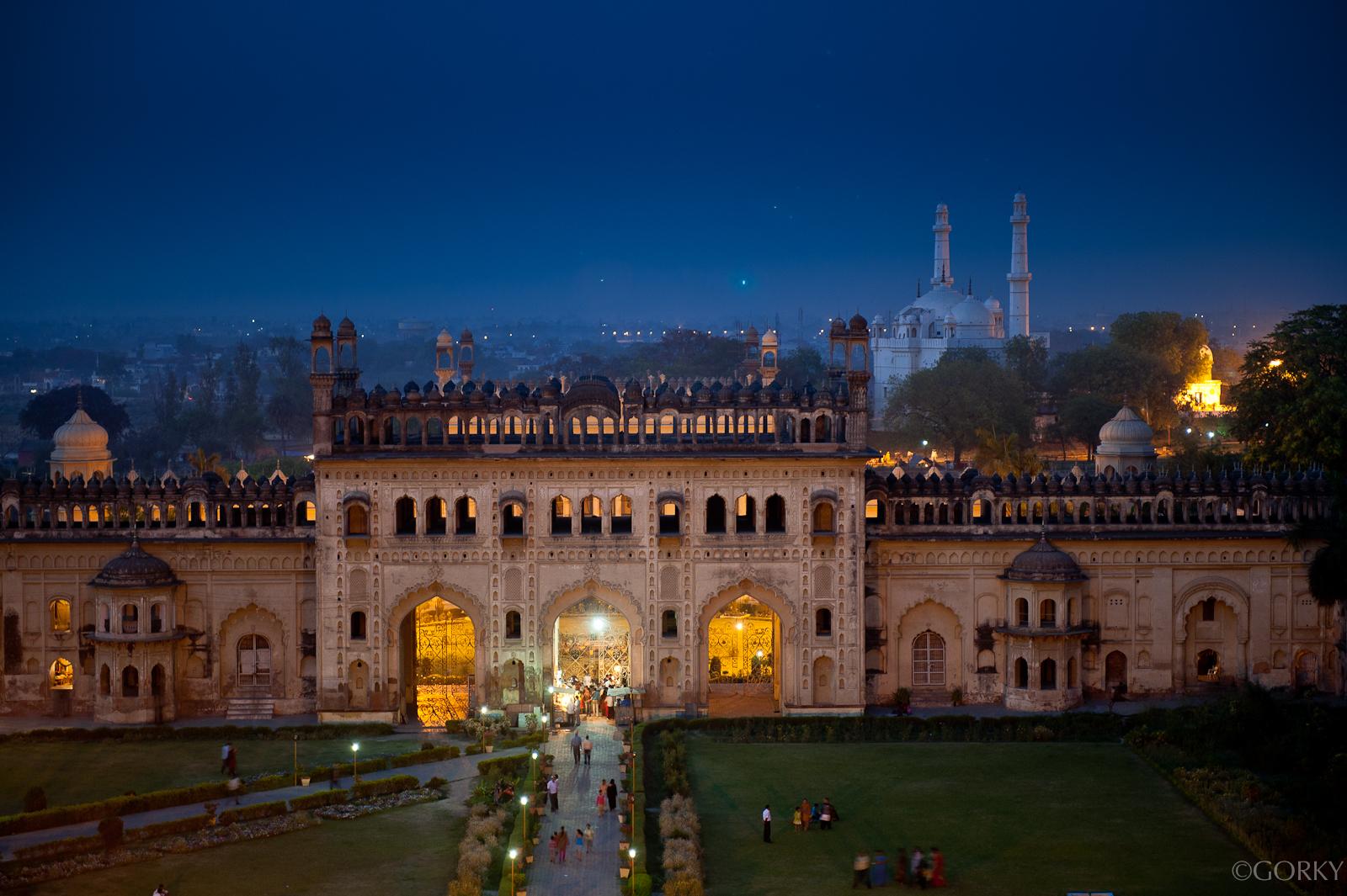 Lucknow, Uttar Pradesh, Bada Imabara