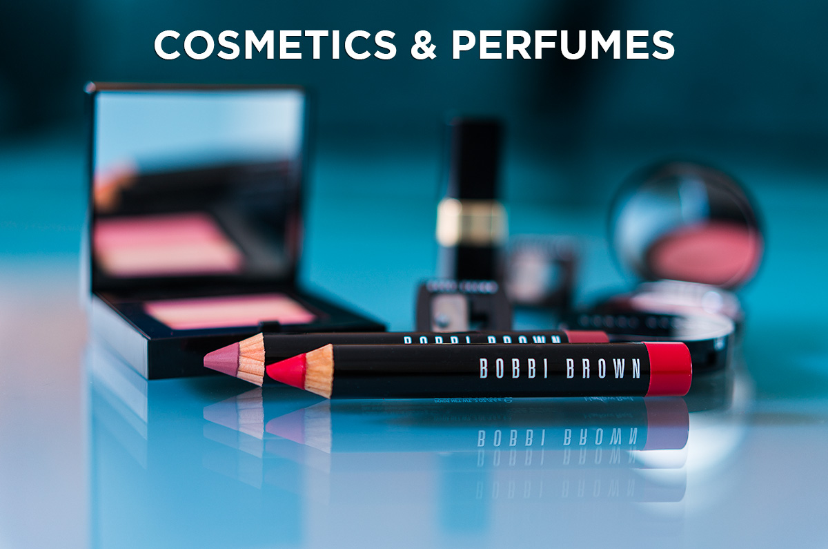 Project 52 Week 1 Cosmetics and Perfumes