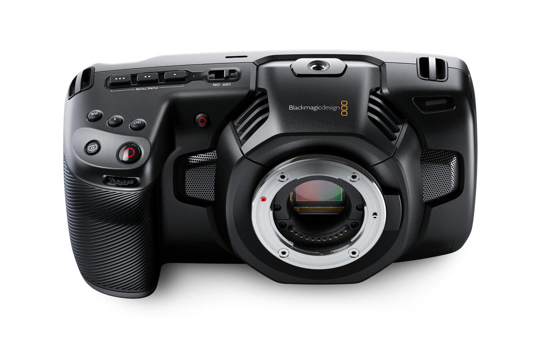 Black Magic Pocket Camera ( 4K )