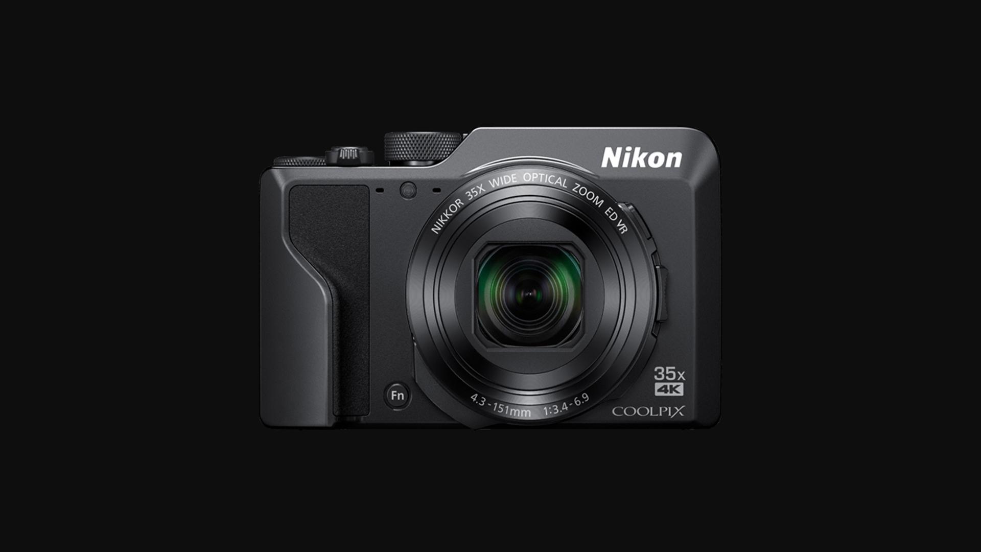 Nikon Coolpix A6000  SOURCE: NIKON.COM