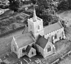 St George's Church, Thriplow